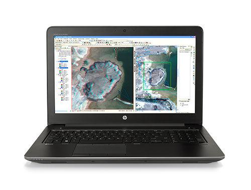 """... Berlin- HP 15,6"""" zBook G3 i7-6700HQ /nVidia Quadro M1000M (#16642"""